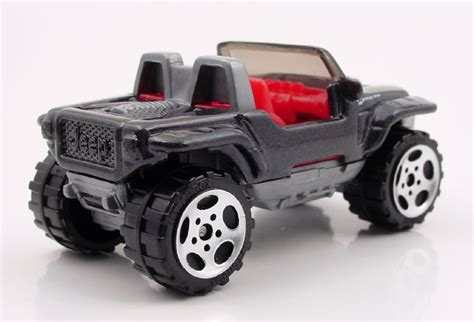Matchbox Jeep Hurricane mb670 jeep hurricane concept