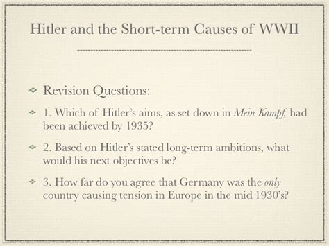 Causes Of World War 2 Essay by Reasons For Ww2 Essay Writefiction581 Web Fc2