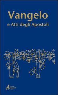 Vangelo E Atti Degli Apostoli Libro Edizioni Messaggero