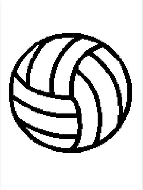 volleyball coloring pages pdf 6 best images of volleyball sports printable stencils