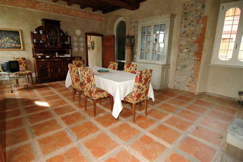 Terracotta Dining Room by Terracotta Floors Mediterranean Dining Room San