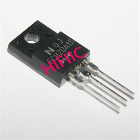 diode ultra low forward voltage drop 1pcs fch20a15 low forward voltage drop diode ebay