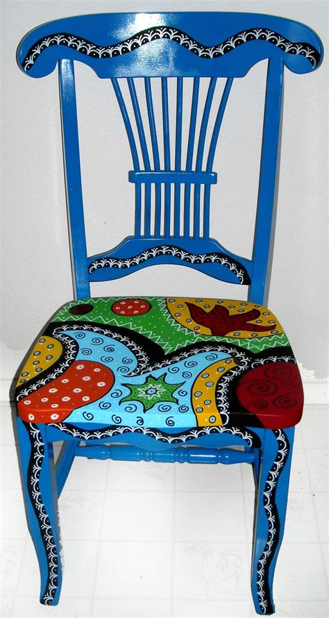 painted armchair 17 best ideas about hand painted chairs on pinterest painted chairs hand painted