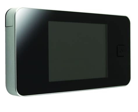yale digital door viewer 3 2 quot lcd screen 105 degree