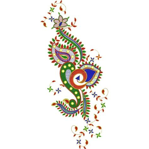 embroidery designs new embroidery butta
