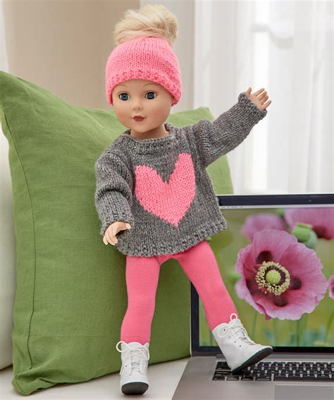 free knitting patterns for 14 inch doll clothes free doll s clothes patterns knitting bee 14 free