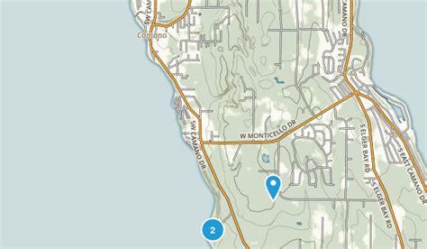 cama beach state park map best trails in cama beach state park washington alltrails