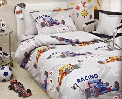 Toddler Race Car Bed Set by Mv Race Car Bedding Http Www Theboysdepot