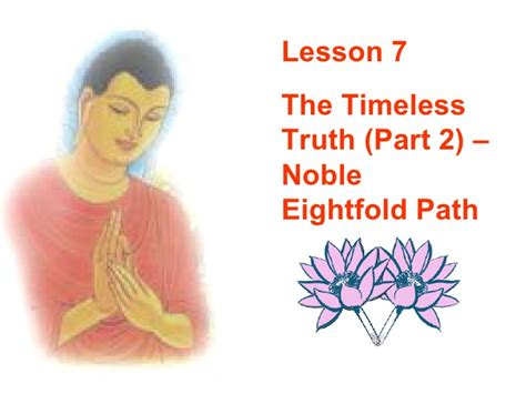 timeless truths in aesop s fables part 2 books buddhism for you lesson 07 noble eightfold path
