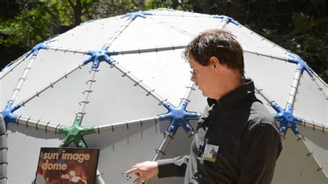 watch backyard science backyard science at curiodyssey sun image dome exhibit