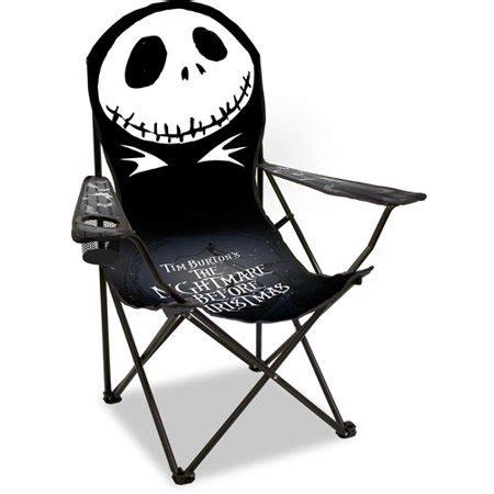 disney christmas chair back covers disney nightmare before chair walmart