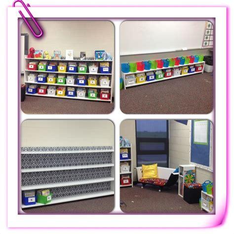 new classroom bookshelves reading area classroom ideas
