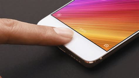 Xiaomi Mi5s xiaomi s new mi5s has an glass quot ultrasonic
