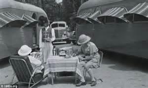 1930 Kitchen Design the luxury apartment on wheels that 1930s explorer drove