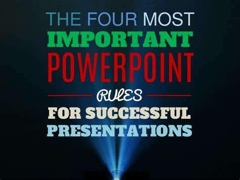 7 essential rules to becoming a successfu airbnb host the 4 most important powerpoint rules for successful