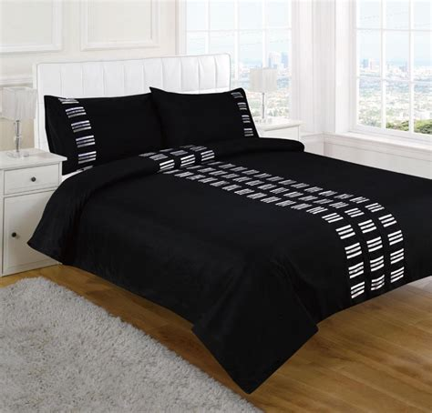Black And White Quilt Cover Black White Quilt Covers 28 Images Day Of The Dead