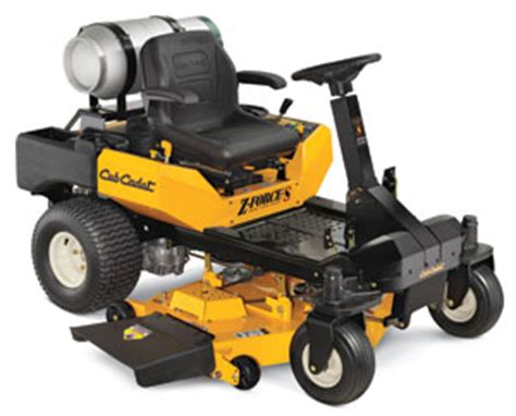 Riding Lawn Mower Sweepstakes - win a cub cadet z force s lp 60 inch riding mower