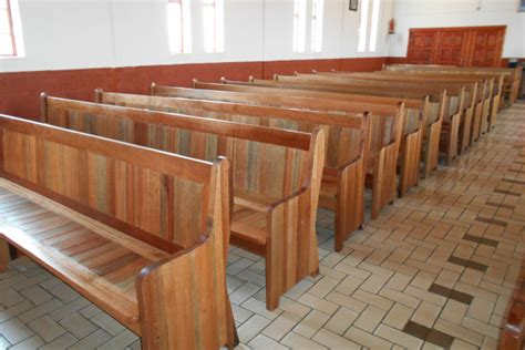 bench in a church church pews benches select