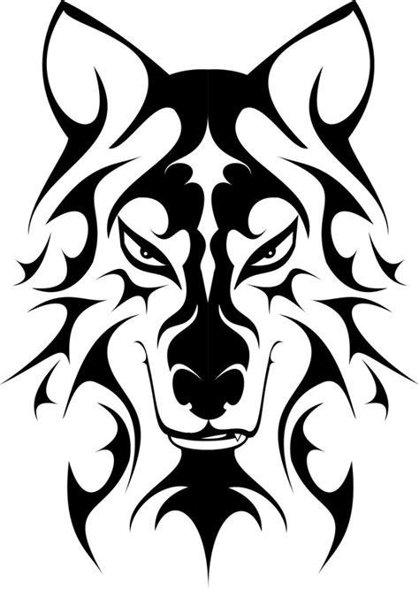 tattoo logo tribal tribal wolf logo by juanim91 on deviantart