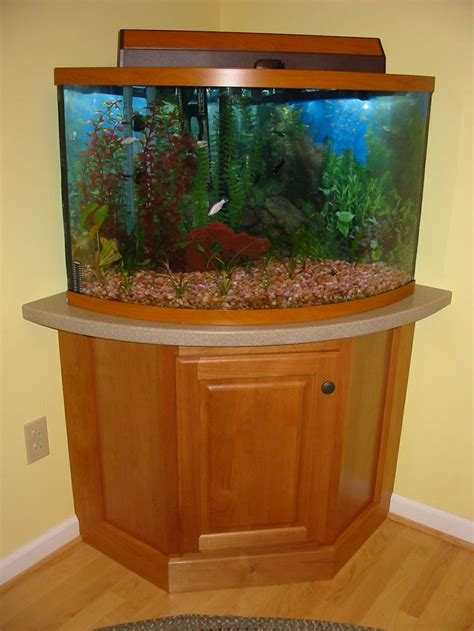 corner fish tank with cabinet best 25 fish tank cabinets ideas on fish tank