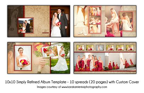 wedding album templates free 15 free wedding album layout templates images wedding