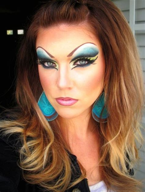ugly crossdresser makeup extra special blogger of the month april meredith