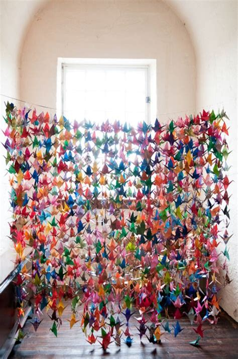 1000 Origami Crane - the world s catalog of ideas