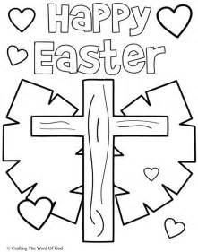coloring pages for easter for sunday school empty 171 crafting the word of god