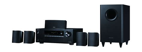 onkyo 6 1 home theater system 28 images onkyo hts777c