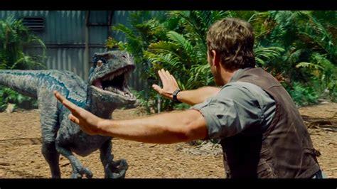 jurassic world new jurassic world trailer features t rex