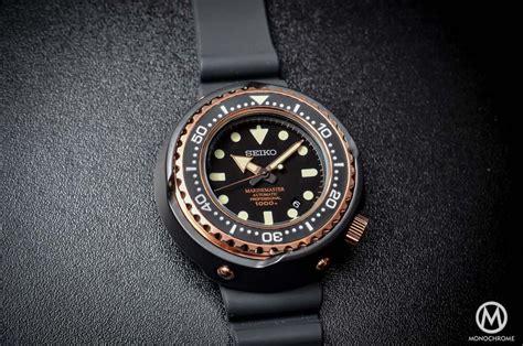 Seiko Prospex Sbdx014 Emperor Tuna Marine Master Pro Automatic Divers seiko marinemaster 1000m emperor tuna gold sbdx014