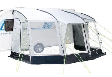 sunnc crown 390 plus caravan porch