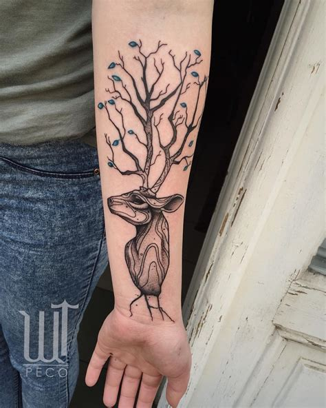 26 deer tattoos tattoo designs design trends