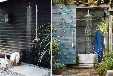 ducha jardin 161 disfruta de la ducha en tu jard 237 n ideas decoradores