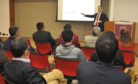 Uchicago Part Time Mba by Uchicago Celebrates Opening Of Center In Delhi The