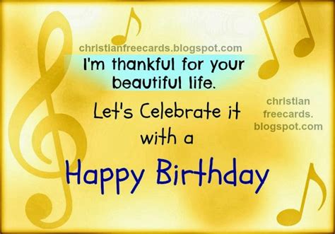 Christian Birthday Quotes For Religious Birthday Quotes For Friends Quotesgram
