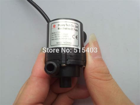 Pompa Air Mini 24 Volt aliexpress buy mini 6v 12v dc brushless small water