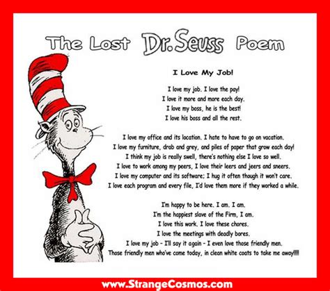 Dr Dr Seuss Poems That Tell A Story » Home Design 2017