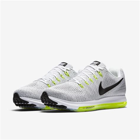 with zoom nike zoom all out white gold