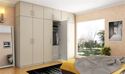 Bedroom Wardrobes Designs - livspace