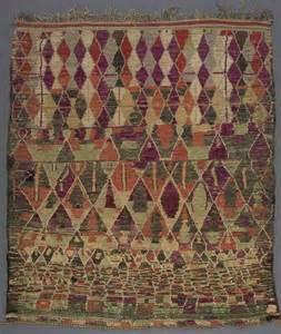 teppich berber ursymbolik im berberteppich schweizerische gesellschaft