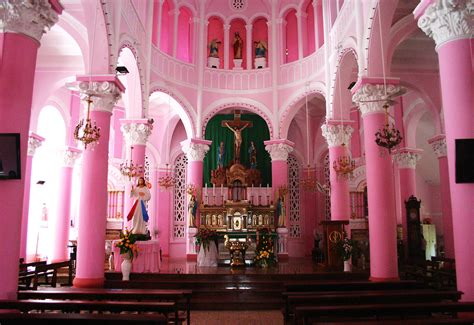 Decorated Home by Saigon S Favourite Churches Tan Dinh Church Historic