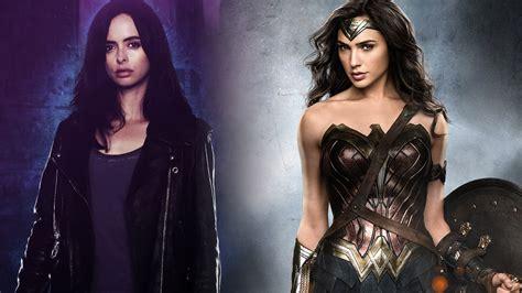 wonder woman mania che meraviglia sky cinema jessica jones vs wonder woman due modelli opposti di