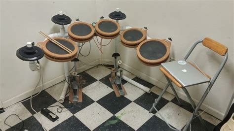 Diy Electronic Drum Rack by Electronic Drum Kit