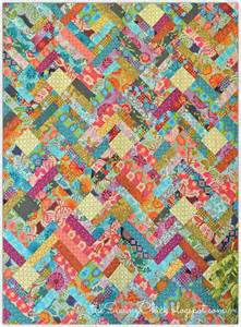 Lazy Sunday Quilt by Karma Willow Designs S Project