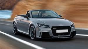 new audi tt rs audi tt rs 2016 audi tt rs coupe audi tt rs roadster zero60 cars