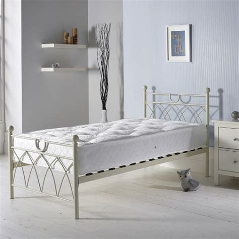 cream metal headboard buy cheap cream metal headboard compare beds prices for