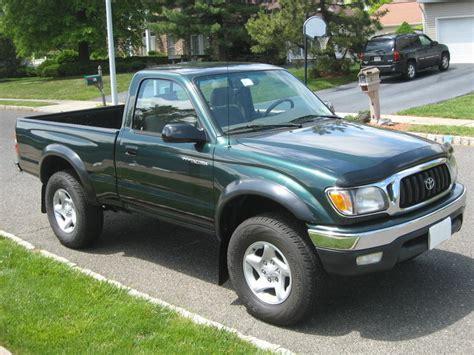 2001 Toyota Tacoma Regular Cab 4x4 F S 2001 Tacoma Sr5 Regular Cab 4x4 Tacoma World