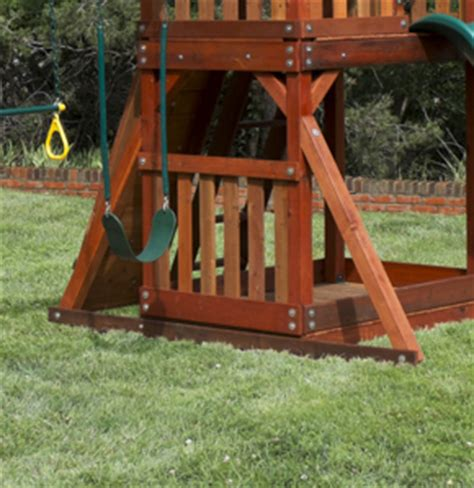 wooden swing sets dallas wooden swing set with slide houston dallas