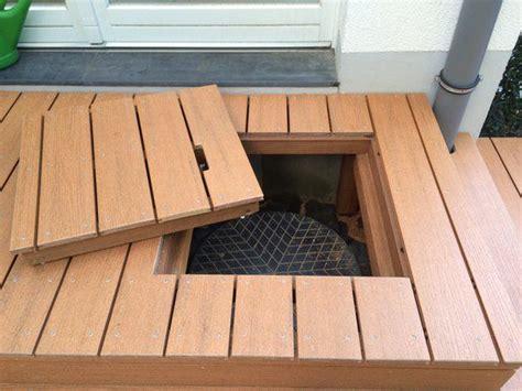 Terrassendielen Unterkonstruktion Balkon by 25 Trendige Wpc Unterkonstruktion Ideen Auf